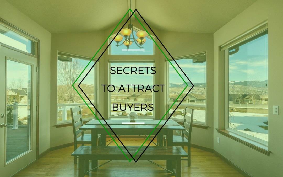 5 Secrets To Attract Buyers