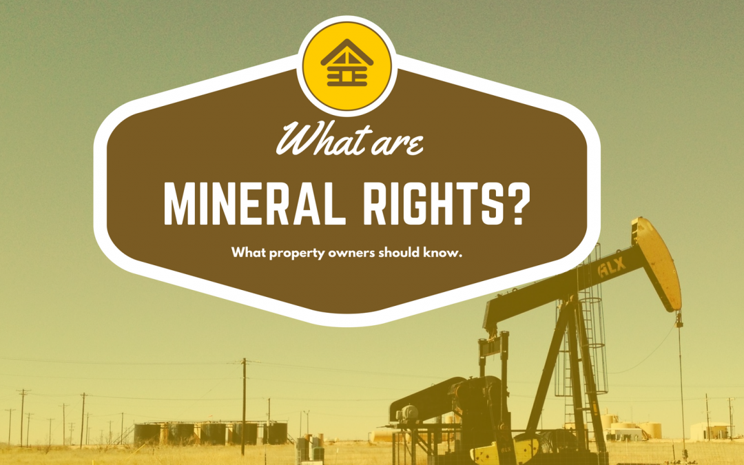 What Are Mineral Rights?